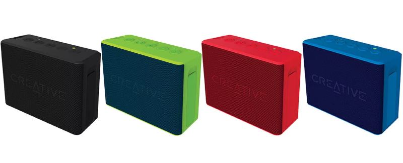 creative labs muvo 2c bluetooth speaker