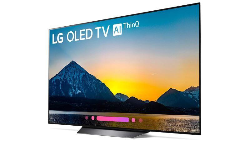 LG Electronics OLED55B8PUA 4K Ultra HD Smart TV