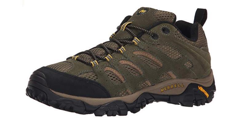 best lightweight hiking shoes for men