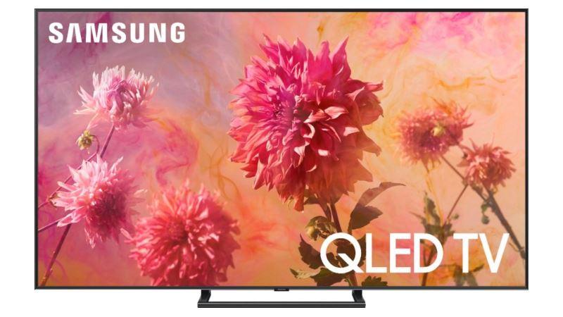 "Samsung Flat 65"" QLED 4K UHD 9 Series Smart TV"