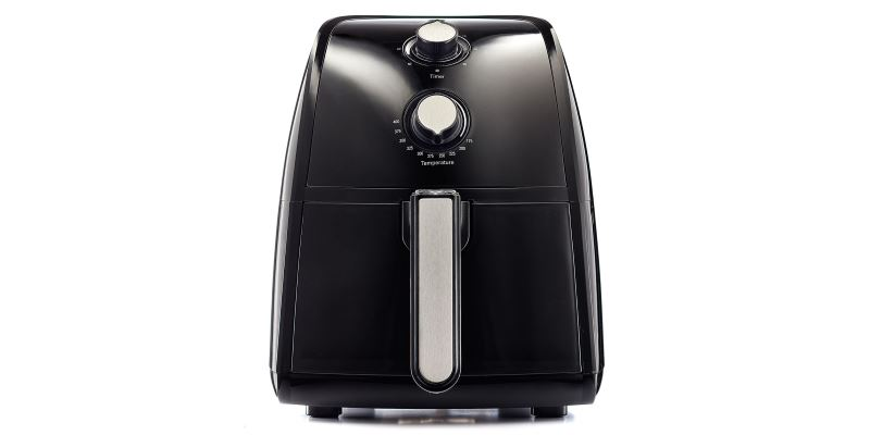 BELLA (14538) 2.5 Liter Electric Hot Air Fryer